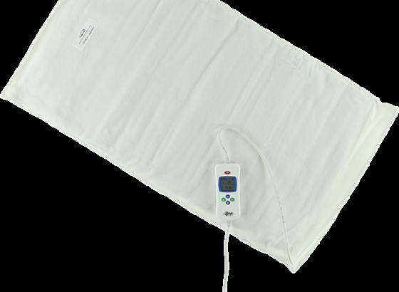 Jong of oud: iedereen kan genieten van de warmte van een infrarood deken.